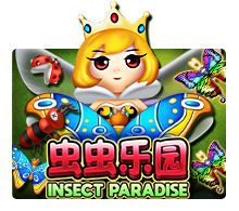 Joker Slot - Fish Hunter Insect Paradise