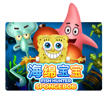 Joker Slot - Fish Hunter Spongebob