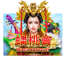 Joker Slot - Peach Banquet